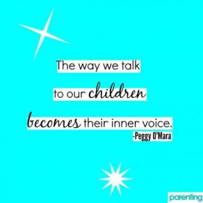 we-talk-to-our-children-parenting-quote