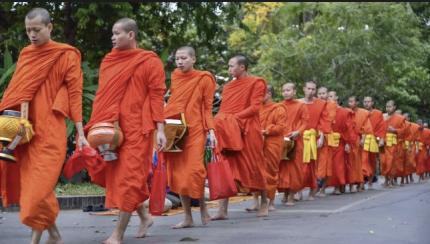 monk parade